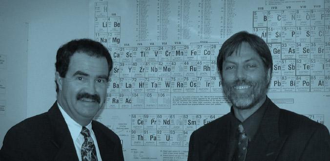 Bob Elliott and Scott Noland